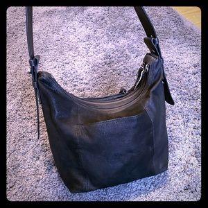 Lucky Brand Hobo Bag - Black